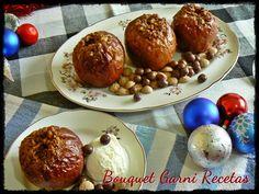 Receta De Navidad. Manzanas Asadas (alemania)
