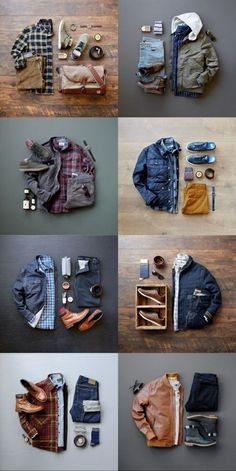 Mens Casual Dress Outfits, Formal Men Outfit, Stylish Mens Outfits, Casual Shirts For Men, Minimalist Wardrobe Men, Modern Mens Fashion, Rugged Men's Fashion, Style Masculin, Look Man