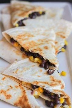 Black Bean, Corn & P