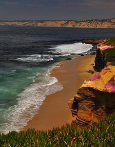 La Jolla, California I'm so lucky that I got to grow up here