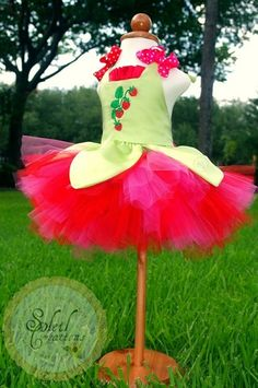 @Jeannie Flanagan----here is a Strawberry costume for you. =)