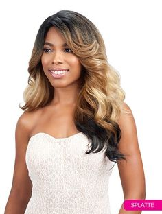 MODEL MODEL LACE FRONT Synthetic WIG COCO MEADOW