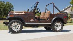 Cj Jeep, Jeep Cj7, Jeeps, Dallas, Antique Cars, Auction, Vintage Cars, Jeep
