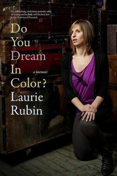 Internationally acclaimed mezzo soprano, Laurie Rubin, shares that colours affect everyone through sound, smell, taste and a vast array of emotions and atmospheres. Rubin has experienced colour all her life, in spite of the fact that she has been blind since birth. In Rubin's inspiring memoir, she looks back on the loneliness and isolation of being a blind teenager in Southern California and the amazing life experiences that led to her career as a renowned solo and opera performer.