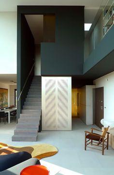 Пентхаус из блоков от дизайнеров студии UdA