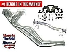 LCE STREET HEADER KIT FOR 1985-1995 TOYOTA 22R/22RE