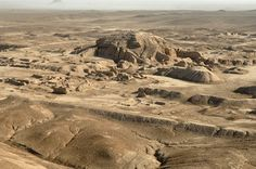 Ashes to ashes, dust to dust…This is Uruk, the world's first great city, home of Gilgamesh, hero of the world's first great work of literature