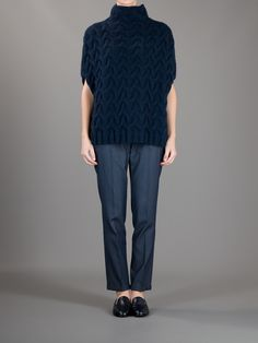 Neri Firenze Thick Cable Knit Jumper - - Farfetch.com