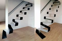 Super cool staircase!