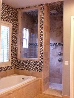 Master Bath Makeover contemporary bathroom by One King Street!