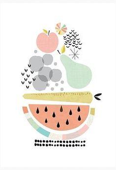 Prints #NutritionIlustration