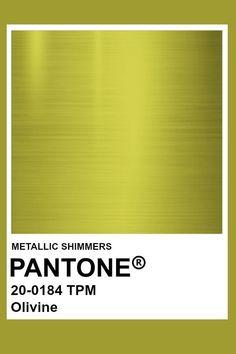Pantone Green, Pantone Color, Metallic Blue, Metallic Colors, Color Combos, Color Schemes, Chartreuse Color, Favorite Paint Colors, Colour Board