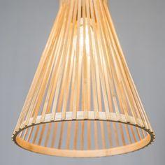 Hanglamp Bamboo 1 naturel - nu tijdelijk met 59% korting. #lampenlicht #hanglamp #bamboo