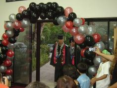 decoration ideas for 8th grade graduation   The class's commencement address speaker, John Dax Moreno better known ...