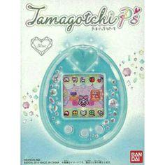 jual tamagotchi ps blue..kondisi lengkap with CD free..hrg 1.500.000 bandai ori..minat wa 085736522621