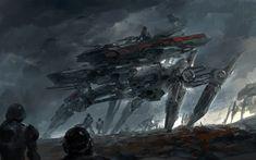 battle concept, J.C Park on ArtStation at https://www.artstation.com/artwork/battle-concept-5c7bc5de-6789-43a4-8776-5cfe24661013
