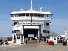 Steamship Authority - Martha's Vineyard Ferry Martha's Vineyard Ferry, Woods Hole, Ferry Boat, Cottage Homes, Nantucket, Sirens, Washington State, Cape Cod, Back Home