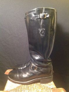 Bates Taser Performance Mens Motorcycle Boots Black//Red, Size 9