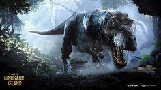 GDC 2015 - Back To Dinosaur Island