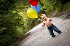 BuckShots Photography Toddler First birthday Boy