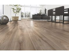 Laminat Natural Touch 8.0 Hickory 37480 Langdiele breit Hardwood Floors, Flooring, Condo, Sweet Home, Dining Table, Living Room, Architecture, Design, Inspiration