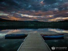 Sunset Dutch Lake