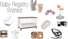 Baby Registry Wishli