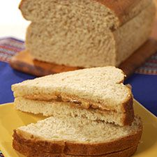 Oatmeal Sandwich Bread  LOVE IT!  I make this bread about 1x each week.  I make the dough in a bread maker and do the final rise and bake in the oven.  My daughter likes it for breakfast and it stays fresh for a full week.  Cheaper and healthier!