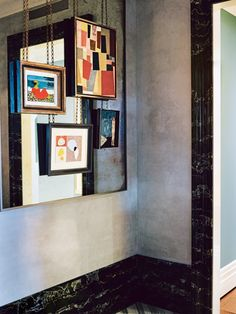 House tour: a finely tuned classic Manhattan apartment - Vogue Living New York Apartments, Manhattan Apartment, Vogue Living, Contemporary Home Decor, Modern Art, Best Interior, Luxury Interior, Beautiful Space, Interior Inspiration