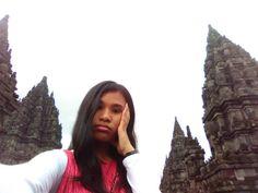 ◻◻ What makes me remember Jogja Istimewa ?. Prambanan Temple.