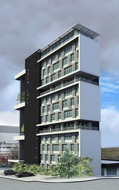Are you looking for some architecutral inspiration for your design projects Check more on our board by clicking on the image. Building Front, Building Exterior, Building Facade, Building Design, Modern Architecture Design, Commercial Architecture, Facade Architecture, Architecture Colleges, Hospital Architecture