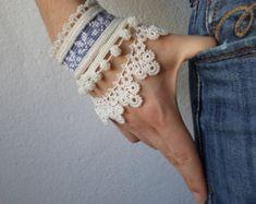 Fuchsia Magdalenae ... Freeform Crochet by irregularexpressions