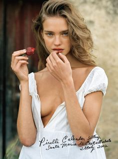 Bruce Weber Shares Intimate Photographs of the Supermodel Natalia Vodianova Photos | W Magazine