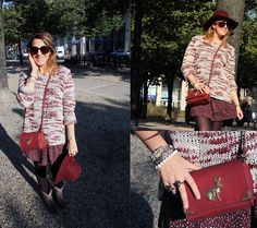 ♥ From Bordeaux With Love ♥  (by Sasou SA) http://lookbook.nu/look/4161332-From-Bordeaux-With-Love