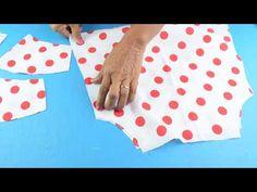 TUTORIAL Blusa para niña facil de hacer paso a paso - YouTube