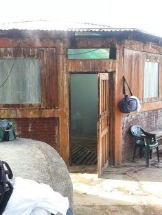 that rich sauna