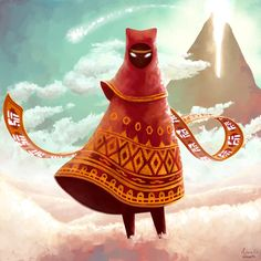 Journey fan art