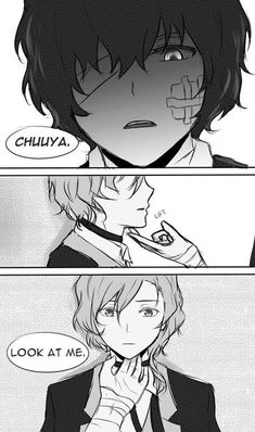 Dazai knew him and yet he didn't know a single thing about him. High school AU Dazai x Chuuya Soukoku [Completed] Bungou Stray Dogs Wallpaper, Dog Wallpaper, Dazai Bungou Stray Dogs, Stray Dogs Anime, I Love Anime, Anime Guys, Bungou Stray Dogs Characters, The Ancient Magus Bride, Anime Galaxy