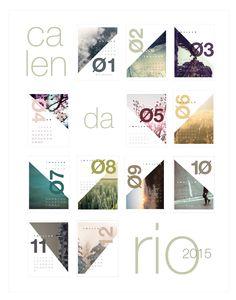 Calendario New year 2015 www.ioshop.es