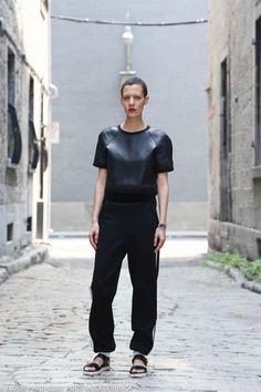 Mode de rue blog Street style Montreal - Joyce Denis Gagnon