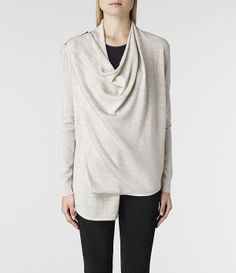 AllSaints Drina Cardigan   Womens Sweaters