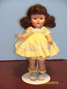 1952 Margie Ginny #DollswithClothingAccessories