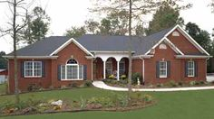 Midsize Ranch with Plentiful Amenities (HWBDO09842) | Ranch House Plan from BuilderHousePlans.com