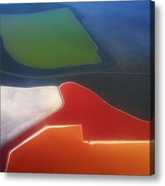 Fields Canvas Print / Canvas Art By Alexander Fedin