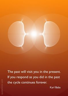 Stuck on the past?