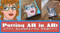 Putting AR in ARt. No one does it better than the awesome Tricia Fuglestad! Augmented Reality, All Art, Art Lessons, Art Ideas, Ipad, Teacher, Animation, Technology, Baseball Cards