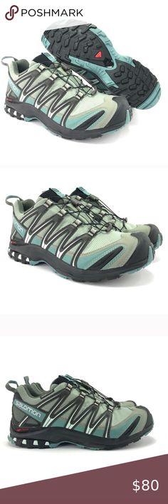 Salomon X Ultra Contagrip Waterproof Trail Hiking Trek Shoes Men's Sz 11.5 NICE