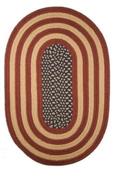 The Braided Rug Was A Staple In Early Colonial American Culture. Braiding  Is An Extremely
