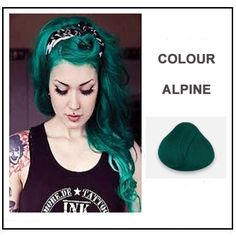 Directions Hair Dye Gothic Hairstyles Cool Alpine Green Best Synthetic Extensions Emo Colors Rainbow
