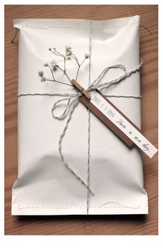 My Pins # original gift packaging Bridal Lingerie on Your Wedding Night Article Body: Is your weddin Creative Gift Wrapping, Present Wrapping, Creative Gifts, Creative Gift Packaging, Gift Wrapping Clothes, Cute Gift Wrapping Ideas, Creative Box, Wrapping Papers, Gift Ideas